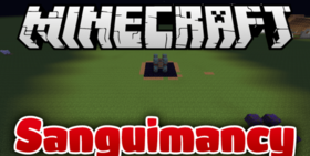 Скачать Sanguimancy для Minecraft 1.7.10