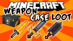 Скачать Weapon Case Loot для Minecraft 1.10.2
