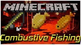 Скачать Combustive Fishing для Minecraft 1.12.2
