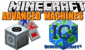 Скачать Advanced Machines для Minecraft 1.10.2