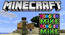 Скачать Mike Dongles для Minecraft 1.11.2