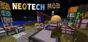 Скачать NeoTech для Minecraft 1.11.2
