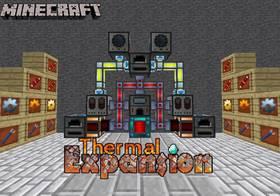 Скачать Thermal Expansion для Minecraft 1.11.2