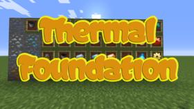 Скачать Thermal Foundation для Minecraft 1.12