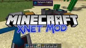 Скачать XNet для Minecraft 1.12