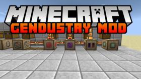 Скачать Gendustry для Minecraft 1.12.1