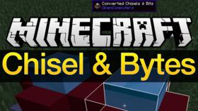 Скачать Chisels & Bits для Minecraft 1.11.2