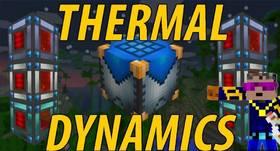 Скачать Thermal Dynamics для Minecraft 1.11.2