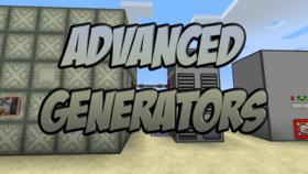 Скачать Advanced Generators для Minecraft 1.12.1