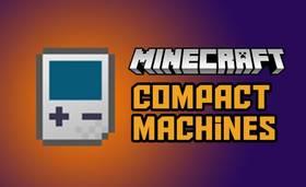 Скачать Compact Machines для Minecraft 1.12