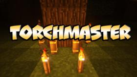 Скачать TorchMaster для Minecraft 1.12