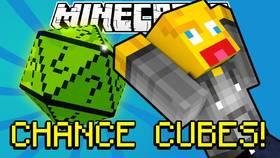 Скачать Chance Cubes для Minecraft 1.12.1