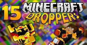 Скачать 15 Droppers для Minecraft