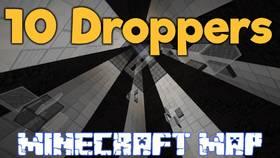 Скачать 10 DROPPERS для Minecraft