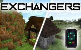 Скачать Exchangers для Minecraft 1.11.2