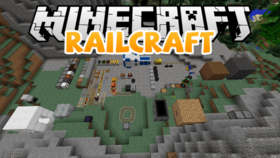 Скачать Railcraft для Minecraft 1.10.2