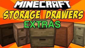 Скачать Storage Drawers Extras для Minecraft 1.10.2