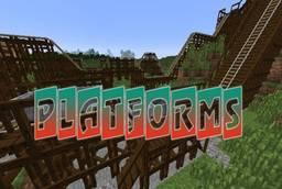 Скачать Platforms для Minecraft 1.12.1