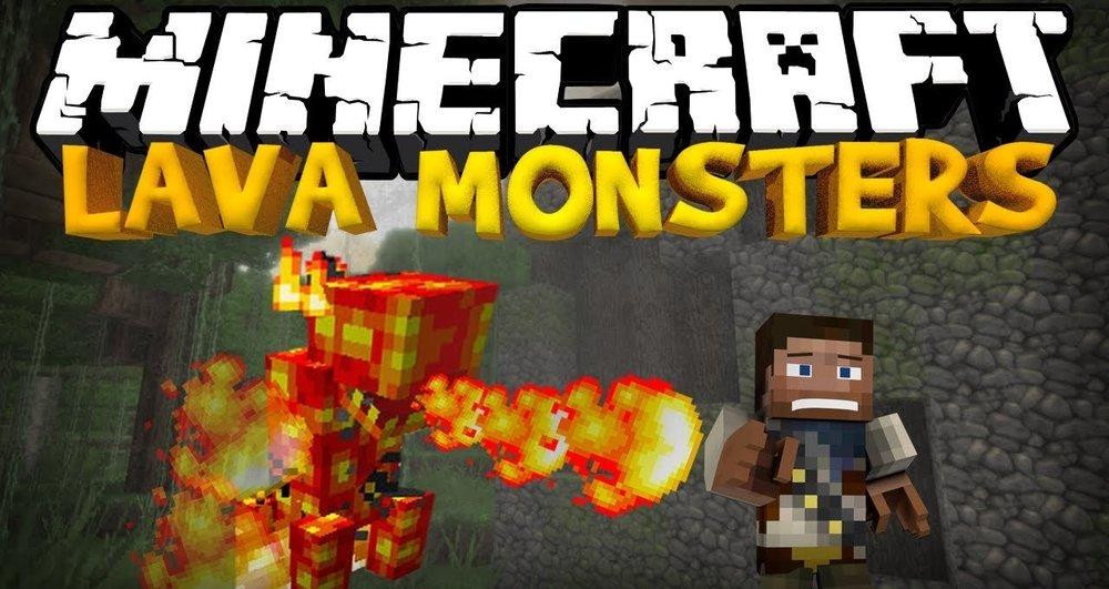 Lava Monsters скриншот 1