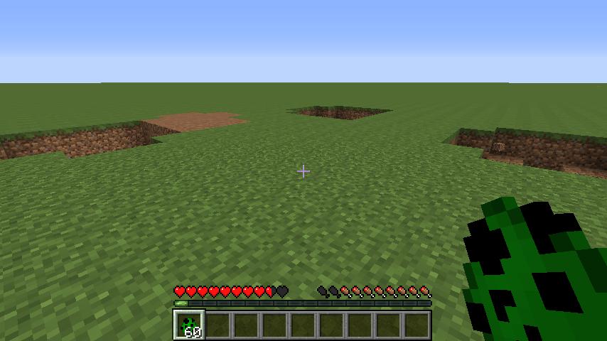 CreeperCollateral скриншот 2
