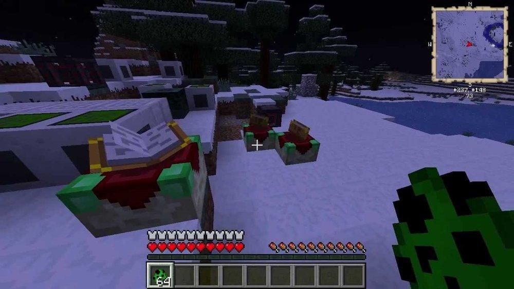 CreeperCollateral скриншот 3