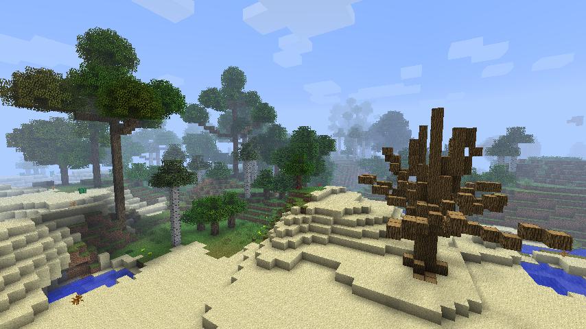 BigTrees скриншот 2