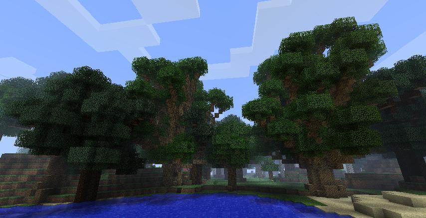 BigTrees скриншот 3