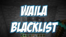 Скачать WAILA Blacklist для Minecraft 1.7.10