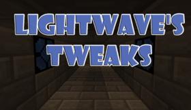 Скачать Lightwave's Tweaks для Minecraft 1.7.10