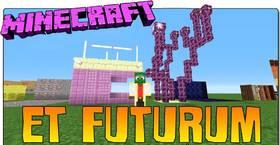 Скачать Et Futurum для Minecraft 1.7.10