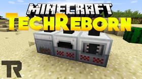 Скачать Tech Reborn для Minecraft 1.9.4