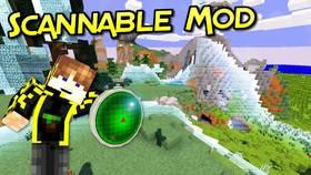 Скачать Scannable для Minecraft 1.10.2