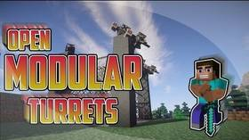 Скачать OpenModularTurrets для Minecraft 1.11.2