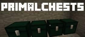 Скачать PrimalChests для Minecraft 1.12.1