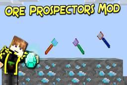 Скачать Ore Prospectors для Minecraft 1.12.1