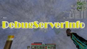 Скачать DebugServerInfo для Minecraft 1.12.2