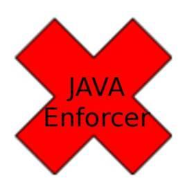 Скачать Java Enforcer для Minecraft 1.9