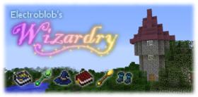 Скачать Electroblob's Wizardry для Minecraft 1.12.2