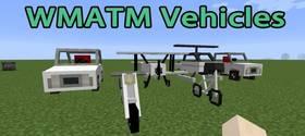 Скачать WMATM Vehicles для Minecraft 1.10.2