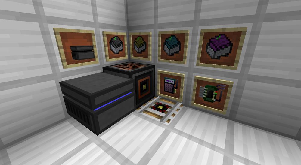 OC-Minecarts скриншот 2