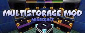 Скачать MultiStorage для Minecraft 1.12.1