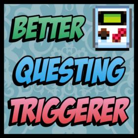 Скачать Better Questing Triggerer для Minecraft 1.12.2