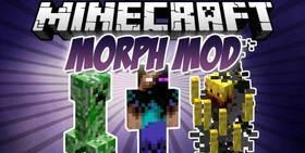 Скачать Morph для Minecraft 1.12.2