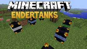 Скачать EnderTanks для Minecraft 1.12.1