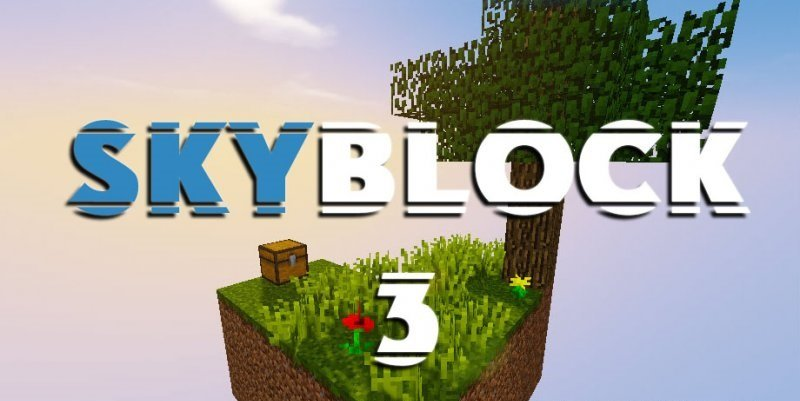 Skyblock 3 скриншот 1
