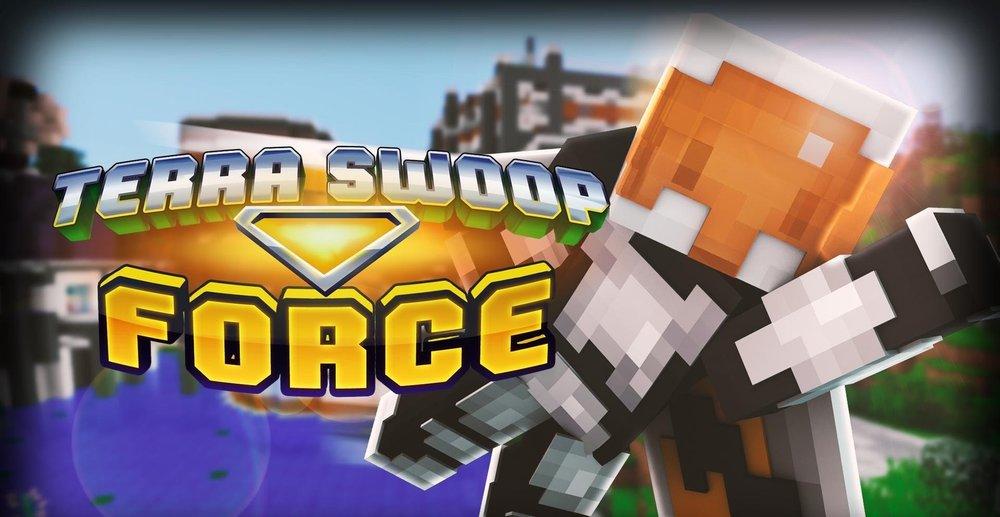 Terra Swoop Force скриншот 1