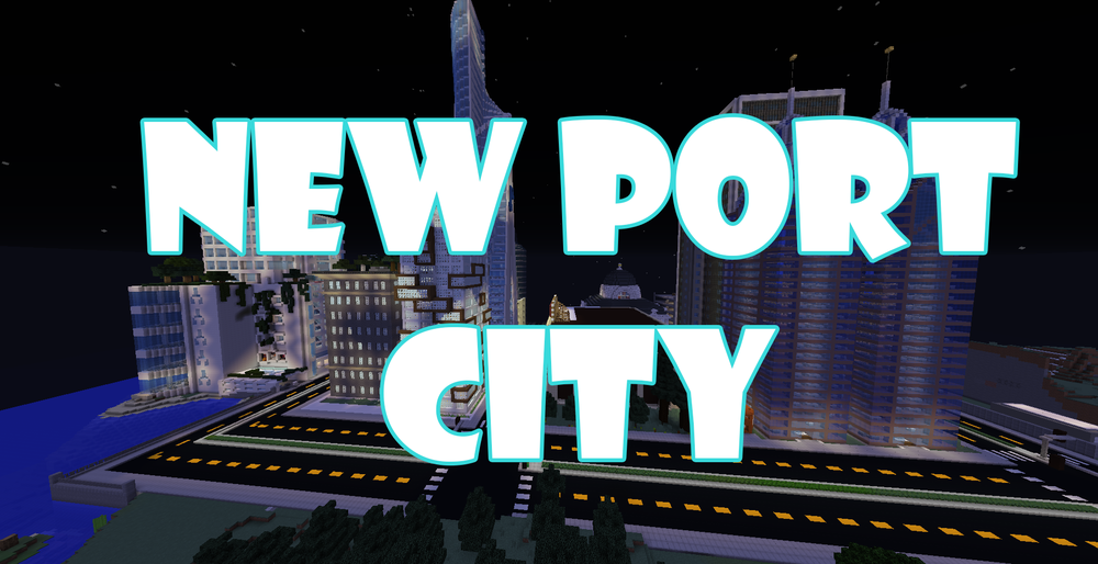New Port City скриншот 1