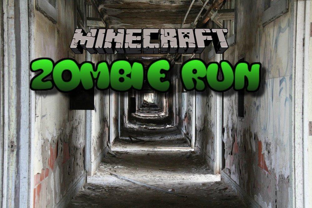 Zombie Run скриншот 1