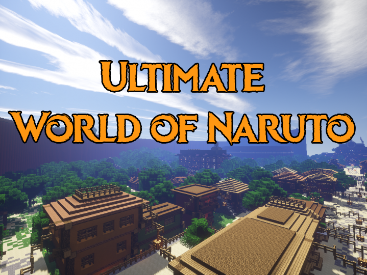Ultimate World of Naruto скриншот 1