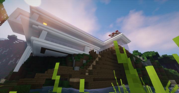 Modern Mountain Mansion скриншот 2